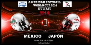 SEL MEX VS JAP