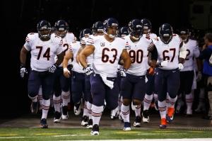 Roberto Garza and the Chicago Bears