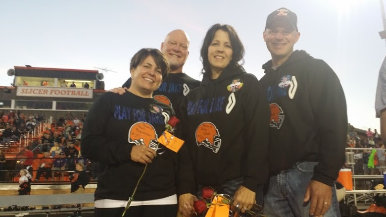 Heart and Soul: The 'Play For Jake Foundation'