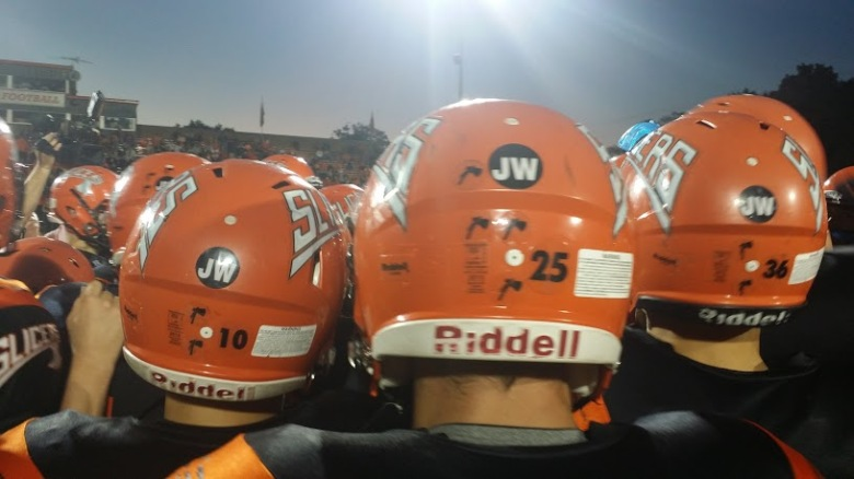 LaPorte Slicers fighting for Jake West