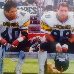 Marco Lopez (40) Y Roberto Pareyon (99)