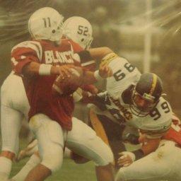 Roberto Pareyon (99) vs Poli Blanco, 1989